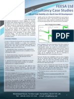 004 Life of Field Stability in a North Sea Oil Development