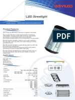 BAIYILED SLM Led Streetlight 120lm/w