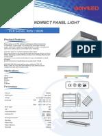 BAIYILED PLB LED Indirect panel lights