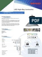 BAIYILED GKC LED Highbay LAMP
