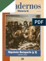 Cuadernos Historia 16, Nº 030 - Napoleón Bonaparte (II)
