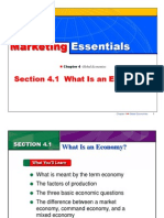 Various Types of Economies