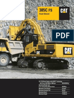 CAT Front Shovel 385C