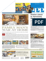 Asbury Park Press front page Sunday, June 22 2014
