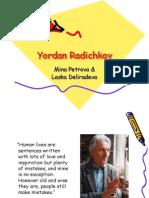 Yordan Radichkov