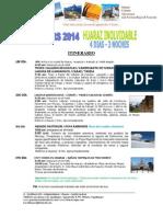 HUARAZ 4D-3N-2014