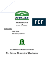 69944023 Internship Report on Mcb Bank (1)