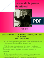 Rafael Alberti- power point- A la pintura-.ppt