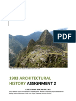 assignment 2 architectural history