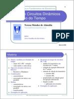 TCFE07082 6 Analise Circuitos Dinamicos Dominio Tempo