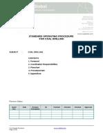 Drilling Procedure CSA English R0