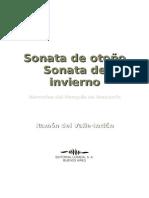 Valle Inclan Ramon Maria Del Sonata de Otono Sonata de Invierno r1