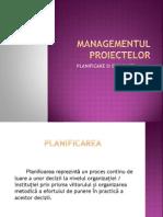 Managementul Proiectelor II