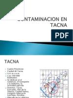 Contaminacion en Tacna