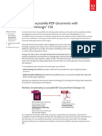 Creating Accessible PDF Documentw With Adobe Indesign Cs6 v3