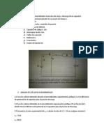 Informe 12. Carga y Descarga de Un Capacitor (1)
