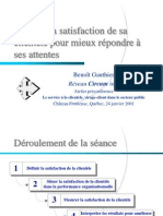 Mesurer La Satisfaction 20010124
