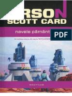 Orson Scott Card - Intoarcerea Acasa - 03. Navele Pamantului