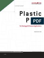 Plastic Pipes