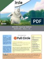 Blender Special Edition Volume 01 EN