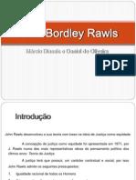 John Bordley Rawls - Apresentação