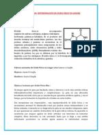 Practica n8-Acido Urico-bioquimica 2 Fifi