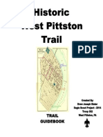 Historic West Pittston Trail Guide - Landscape