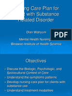 2012-Nursing Management of Client WSubstance Related
