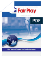 Fair Play - Quarterly Newsletter of Competition Commission of India - Vol. 8