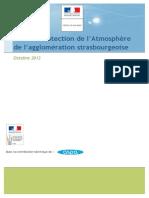Plan de protection de l'atmosphère de Strasbourg