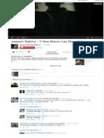 Joaquin Sabina - Y Nos Dieron Las 10