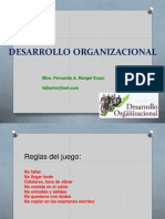 Desarrollo Organizacional 18-02-14