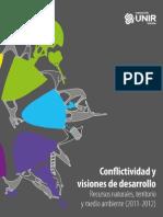 Conflictividad y Visiones de Desarrollo Rr.nn Territorio y Ma-unir Bolivia