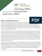 Nairobi Securities Exchange Sector and Benchmark Index Performance (2011)