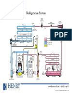 Diagram Refrigeration System