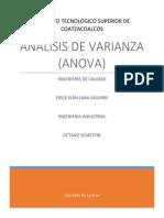 El Análisis de La Varianza
