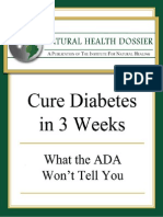 The 30 Day Diabetes Cure Pdf