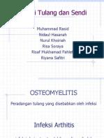 Ppt Infeksi Tulang Dan Sendi Kel 3 Reg