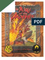 Legend of the Five Rings - O Caminho Da Fênix
