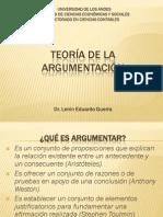 Clase 1- Teoria de La Argumentacion