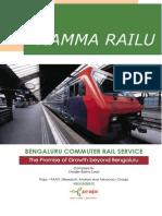 Bengaluru Commuter Rail - Promise of Growth Beyond Bengaluru