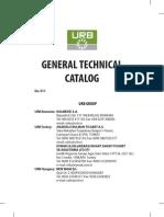 Catalog URB
