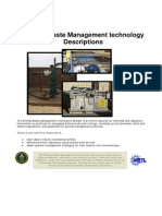 Drilling Waste Mgt Tech