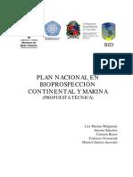 Bioprospeccion en Colombia