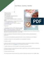 Bunt Cake de Nueces Pecan