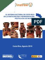 Sistema Electoral-cuotas-paridad Costa Rica