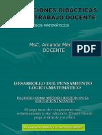 JUEGOS MATEMATICOS didácticas