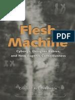 Critical Art Ensemble - Flesh Machine