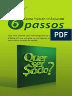 Guia 6 Passos InvestirBolsa