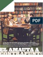 José Carlos Mariátegui (Raúl Wiener y Aldo Mariátegui)